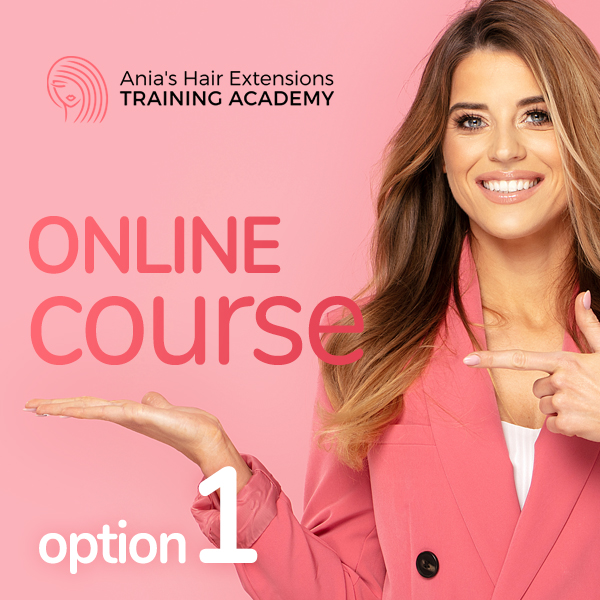 hair extensions training kits course 1