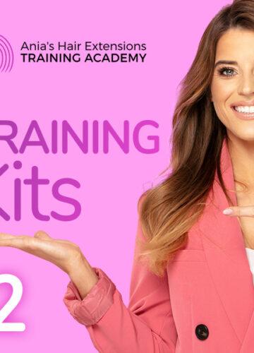 Hair Extensions Training Kit 2 unit